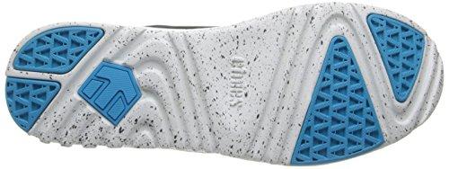 Etnies Womens Scouter Sneaker Nero / Blu / Bianco