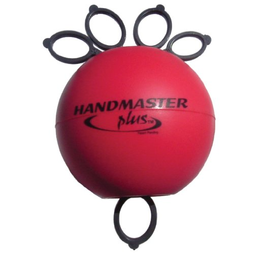 OPTP Handmaster Plus Red Medium, Health Care Stuffs