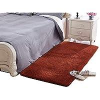 Super Soft Area Rug Kids Rugs Artic Velvet Mat with Plush and Fluff for Bedroom Floor Bathroom Pets Home Hotel Mat Rug