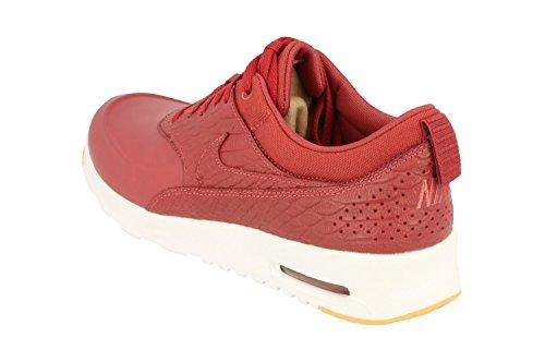 De Wmns Gum White Zapatillas Mujer Air Thea Deporte Bajas Nike Superior Yellow 604 Max Cedar PXqAHdRd