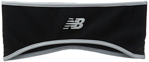 New Balance Lightweight Headband, Black, One Size