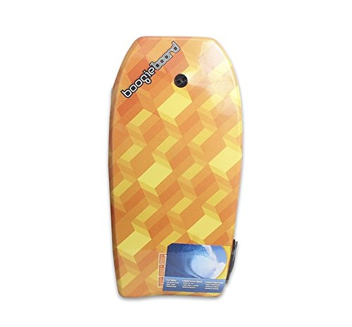 Wham-O Boogie Board 33 Inch Fiberclad Bodyboard (Orange)