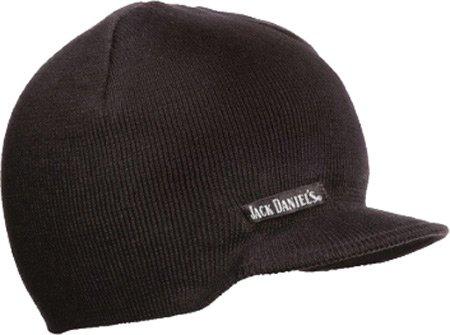 3f29d8afd65 F M Hat Company Jack Daniels Knit Winter Brim Beanie Hat  Amazon.in   Clothing   Accessories