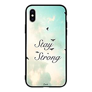 iPhone XS Max Stay Strong With Sky Background