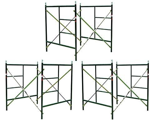 (3 Set Scaffolding 5' X 5'1