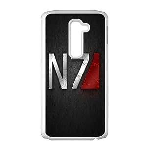 LG G2 Phone Case Mass Effect