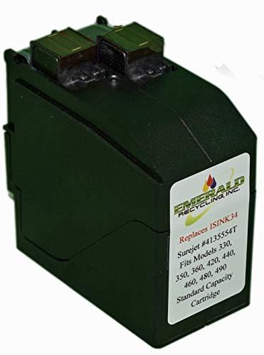 Neopost ISINK34 Surejet #4135554T Red Ink Cartridge for IS330, IS350, IS420, IS460, IS480, IS490 Postage Meters