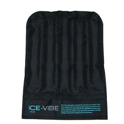 Horseware Ice Vibe Knee Cold Packs - Black - Each