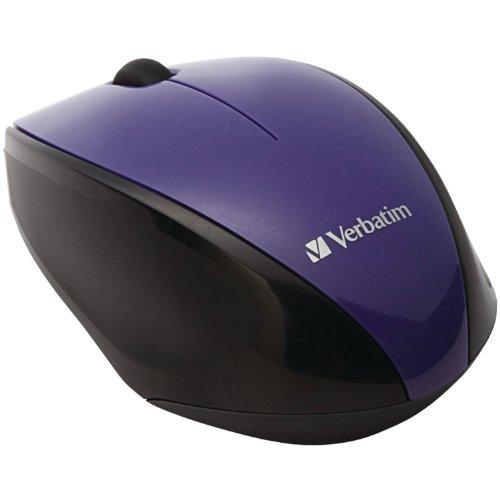 Verbatim Wireless Multi-Trac Mouse 2.4GHz with Nano Receiver