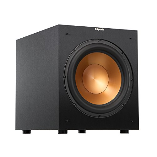Klipsch R-12SW Subwoofer (High Performance Powered Subwoofer)