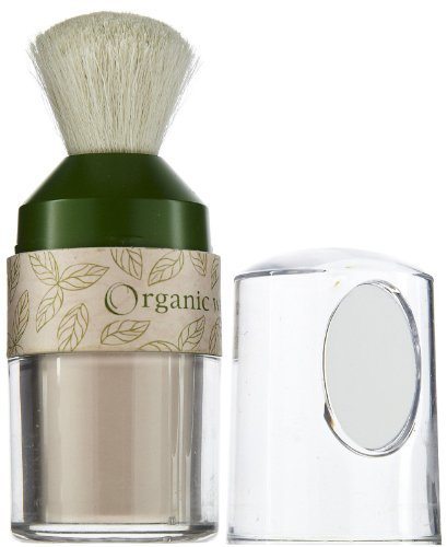 Physicians Formula Organic Wear 100% Natural Matte Finishing And Bronzing Veil, Translucent Organics, 0.33-Ounces (Finishing Formula)