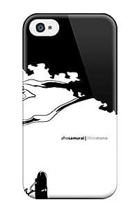 TYH - afro samurai anime game Anime Pop Culture Hard Plastic iPhone 5c cases 1509984K882506968 phone case