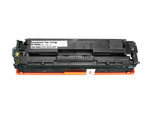 Rosewill RTCA-CB540A Replacement for HP CB540A Canon 116 (1980B001AA) Black Toner Cartridge