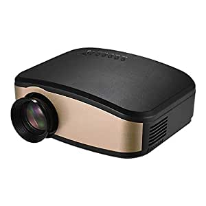 Proyector LCD Wifi El proyector LED de video portátil puede ...