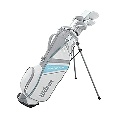 Wilson 2017 Profile Girl's Large Golf Set, Right Hand