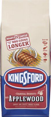 Kingsford Products 31459 Natural Organic Apple Charcoal, 7.3 lb by Kingsford