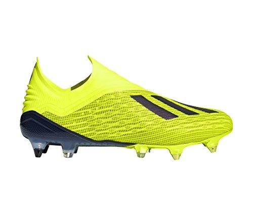Hombre Syello syello cblack ftwwht ftwwht Adidas Fútbol Zapatillas Amarillo cblack De 18 Sg Para X wZxqnz70g