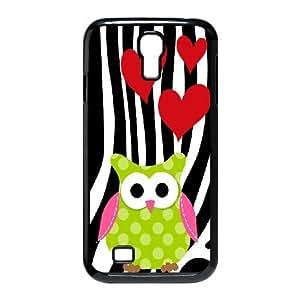 Generic Case Cute Owli For Samsung Galaxy S4 I9500 Q2A2218090