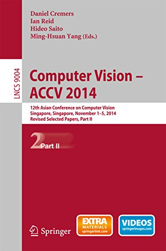 Computer Vision -- ACCV 2014: 12th Asian Conference on Computer Vision, Singapore, Singapore, November 1-5, 2014, Revised Selected Papers, Part II (Lecture Notes in Computer Science) Pdf