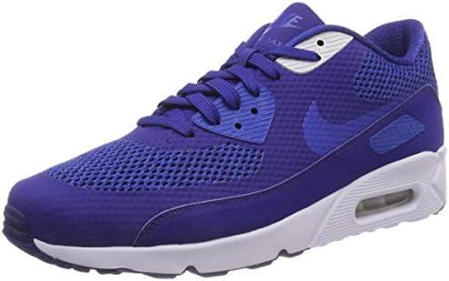 Nike Men's Air Max 90 Ultra 2.0 Essential Low-Top Sneakers, (Deep ...