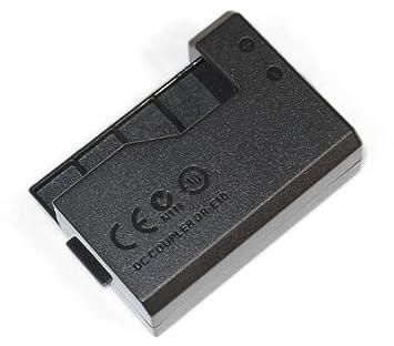 Amazon.com: DC acoplador para Canon DR-E10 1100d EOS Rebel ...