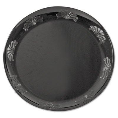 WNA Designerware Plastic Dinnerware WNA DWP75180BK - Designerware Plastic Dinnerware
