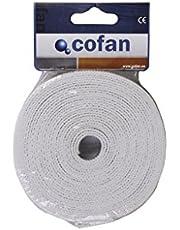 Cofan rolluikband blister 22 mm x 5 m Gris