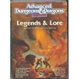Advanced Dungeons and Dragons, James M. Ward, 0880388447