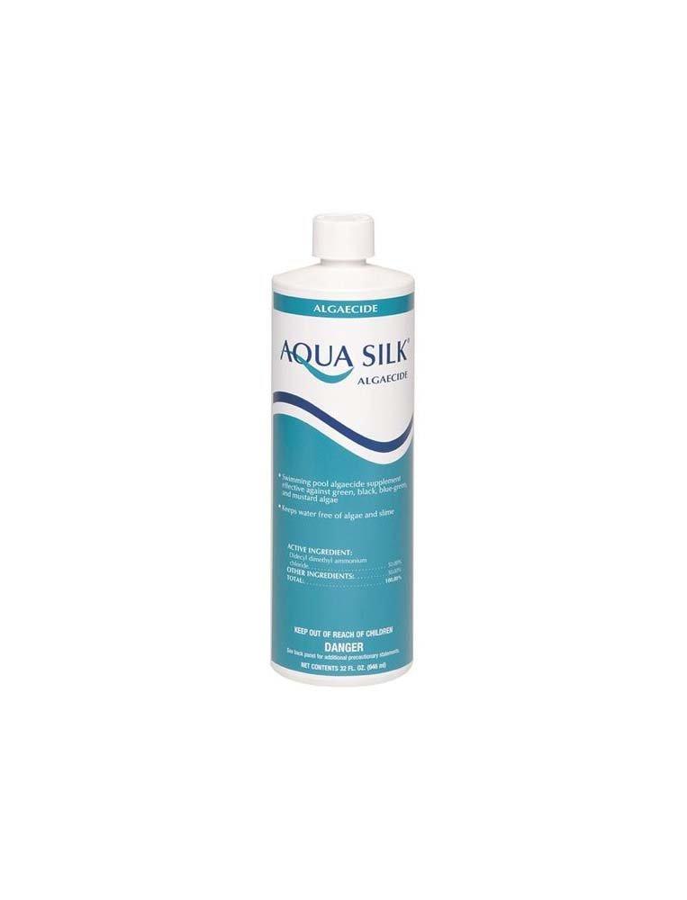 advantis Aqua Silk Pool Algaecide - 1 Quart by Aqua Silk