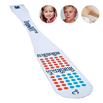 Buy 3M Tempa DOT Single Use Clinical Thermometers (x 100) Online at Low  Prices in India - Amazon.in