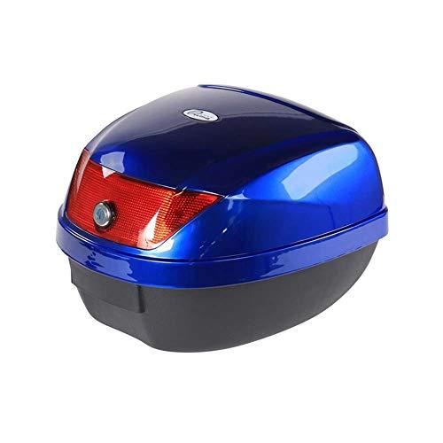 Prima Topcase (28L); Universal, Chicago Scooter Company (BLUE)