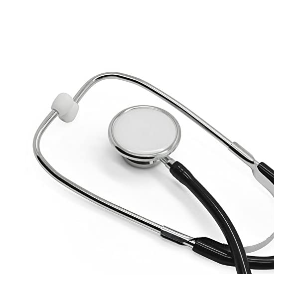 belmalia estetoscopio de doble cabezal, stetoskop, salvavidas Servicio, Baby, médico, práctica, Fasching, disfraz 6