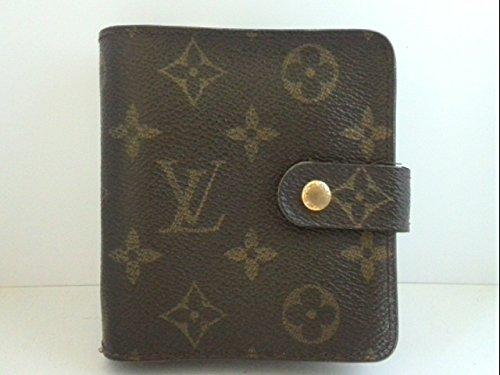 (ルイヴィトン) LOUIS VUITTON 2つ折り財布 コンパクトジップ M61667 【中古】 B07FP5TPNQ