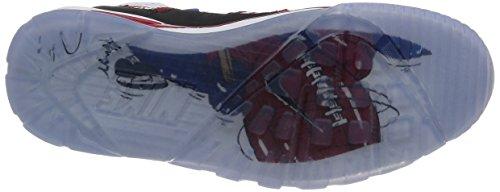 Nike Air Trainer SC High Le QS, Scarpe da Corsa Uomo Bianco / Blu / Rosso / Nero (Bianco / Gioco Royal-gym Rosso-nero)