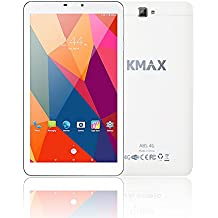 "ECVILLA KMAX 8"" Android 3G Tablet, (Quad-core) Full HD IPS Display, 2GB RAM/16GB ROM, Dual Camera, GPS, WiFi"