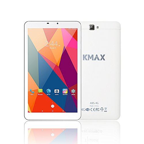 ECVILLA KMAX 8″ Android 3G Tablet, (Quad-core) Full HD IPS Display, 2GB RAM/16GB ROM, Dual Camera, GPS, WiFi