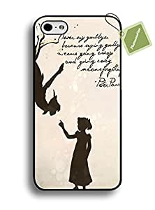PHONECASEHOO Cell Phone Rugged Cases For iphone 6 4.7 Hard Case With Peter Pan Awesome Style