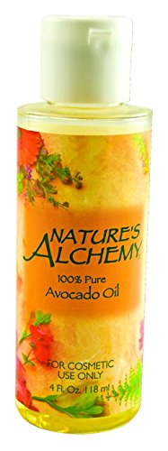 Nature's Alchemy Avocado Oil, 100% Pure, 4 fl oz (118 ml) (Pack of 2)