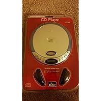 Durabrand CD-566 CD Player with Headphones