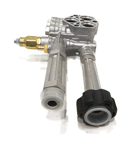 the-rop-shop-new-oem-ar-pump-head-with-unloader-power-pressure-washer-assembly-fits-srmw22g26