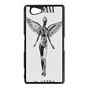 Stylish Graphic Nirvana Phone Case Cover For Sony Xperia Z2 Compact/Z2 mini Nirvana Luxury Pattern
