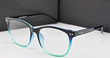 18d06b0dfe2 Image Unavailable. Image not available for. Colour  BuyWorld KOTTDO Retro Eyeglasses  Frame Women Men Eye Glasses ...