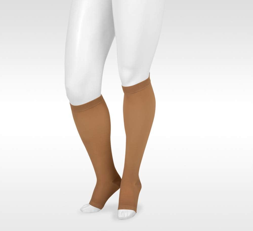 Juzo Basic 4410ad 15-20mmhg Knee-High Open Toe Ranking TOP6 Compression Long Beach Mall Stock