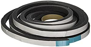 Frost King L346 Polyurethane Foam Tape 1/2-Inch, Charcoal