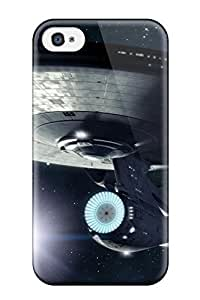 Iphone 4/4s Case Slim [ultra Fit] Star Trek Protective YY-ONE