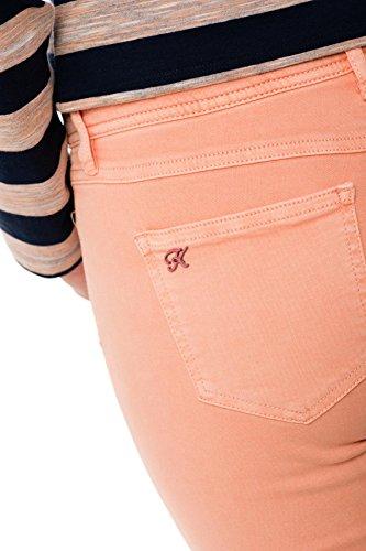 Donna Kaporal Pesca Power Da Arancione Color Pantaloni Jeans qWCwWHBp