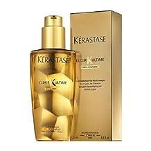 Kerastase Elixir Ultime Oleo-Complex Versatile Beautifying Oil for Unisex, 4.2-Ounce