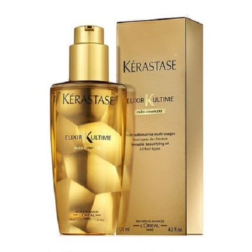 Price comparison product image Kerastase Elixir Ultime Oleo-complex Versatile Beautifying Oil, 4.2 Ounce