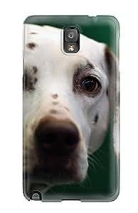 Pretty OxZYDMu16471BlcID Galaxy Note 3 Case Cover/ Dalmatian Series High Quality Case