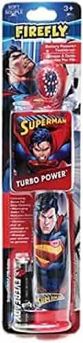 Firefly Power Toothbrush - Superman